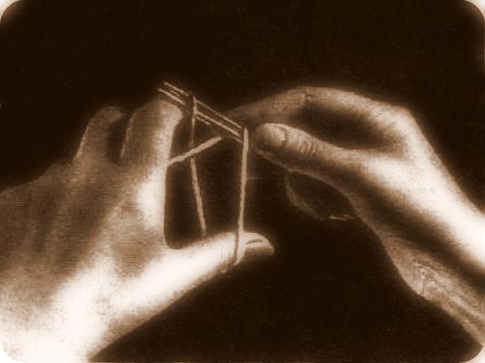 Уроки вязания на спицах.