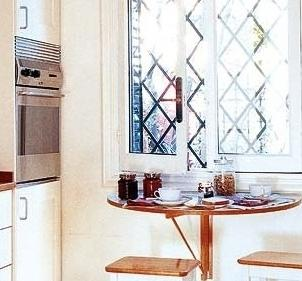 Стол-книжка - 50 фото в интерьере вашей квартиры