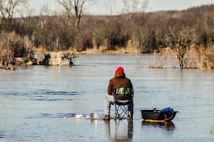 Рыбалка - Быстрая форель ручьевой форелью все несколько