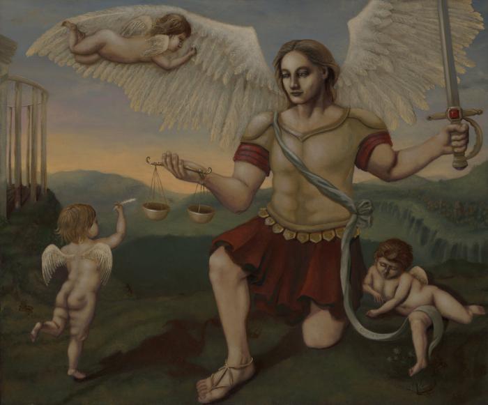 Святий Михайло