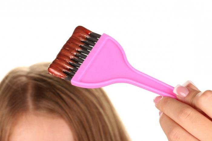 Чем покрасить кончики волос в домашних условиях видео