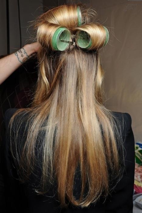 Как сделать волосы более пышными 695