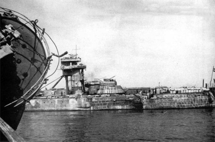линкор СССР периода Второй Мировой войны