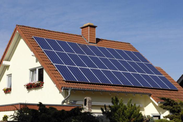 солнечные батареи для частного