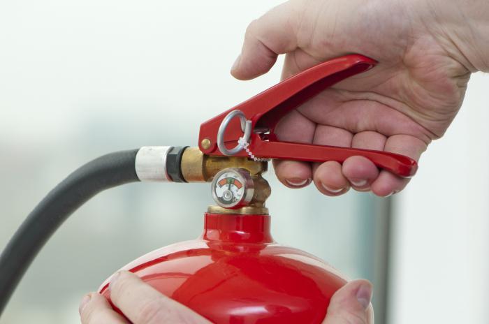Инструкция По Использованию Огнетушителей