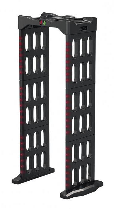 рамки металлодететкора переносные
