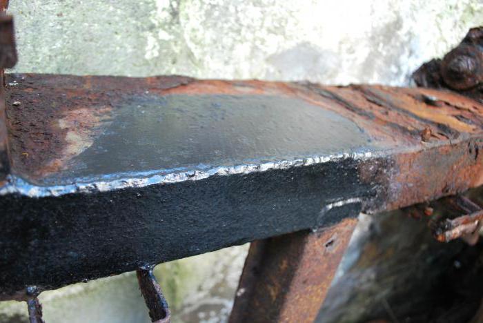 Средство против ржавчины на металле