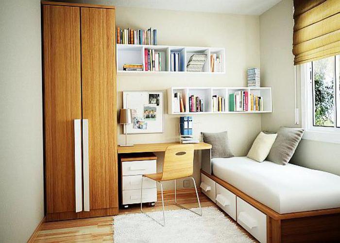 дизайны планировок спальни