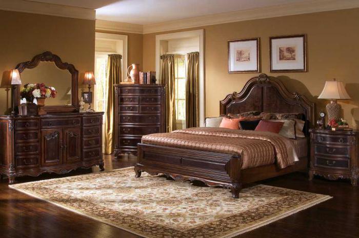 интерьер спальни мебель