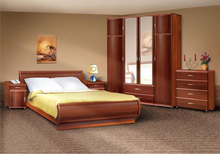 как в спальне расставить мебель
