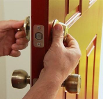 Врезка замка в дверь своими руками фото 832
