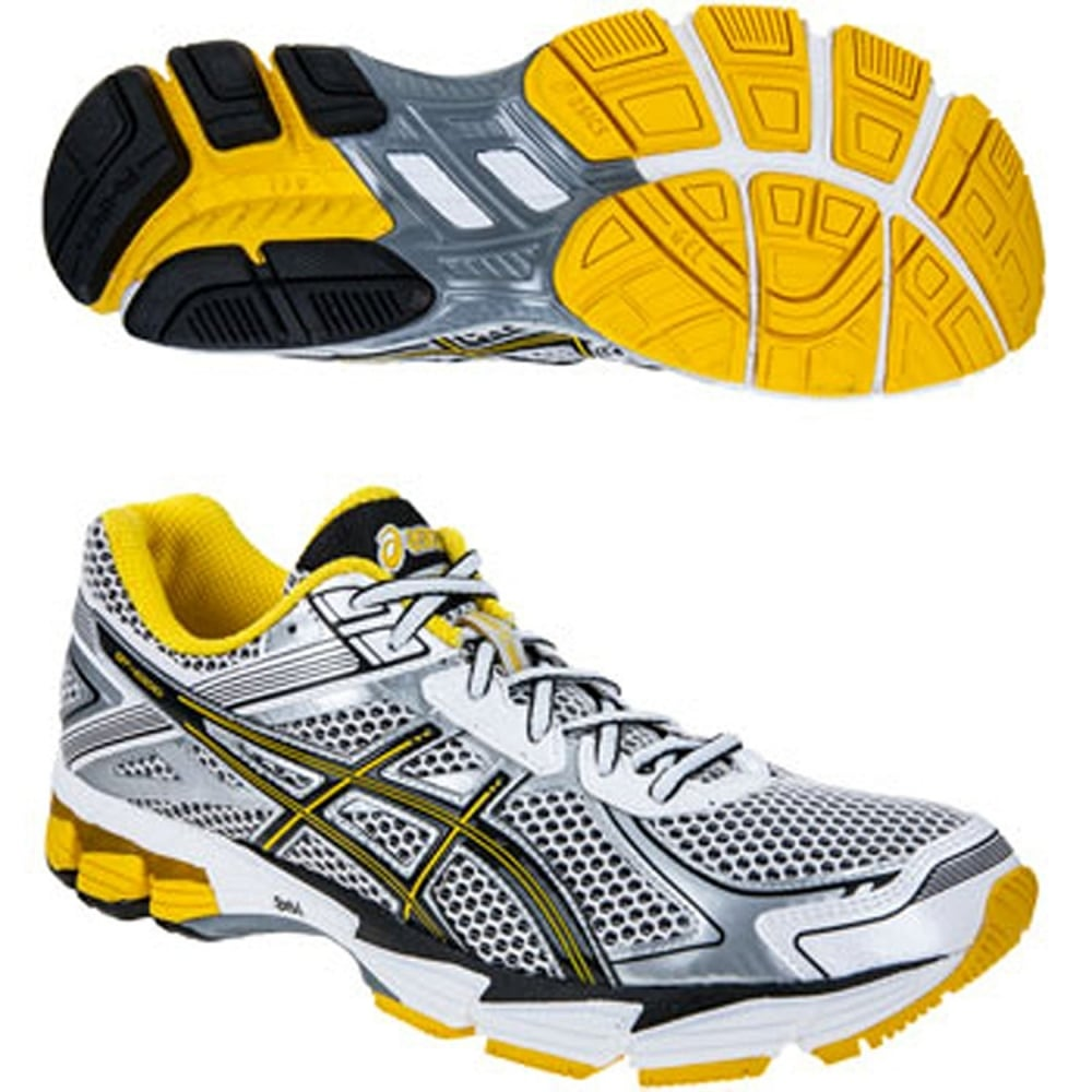 professional asics running sneakers