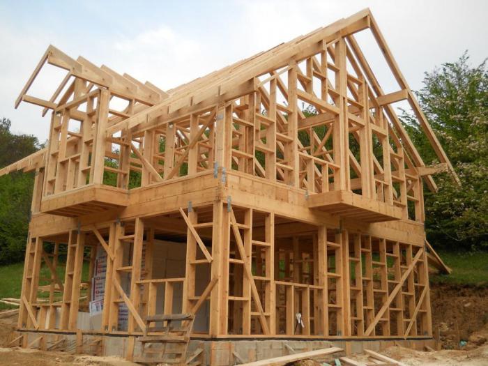 из какого материала дешевле построить дом