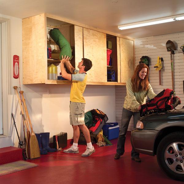 оборудование для гаража своими руками