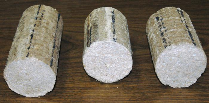 торф-брикеты для отопления