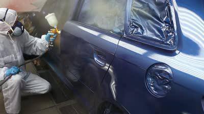 окрасочно-сушильные камеры для автомобилей