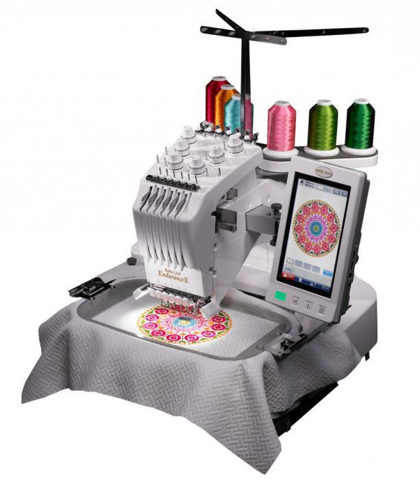 Картинки вышивальных машинок