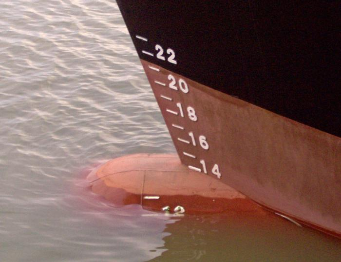 устройство морских судов