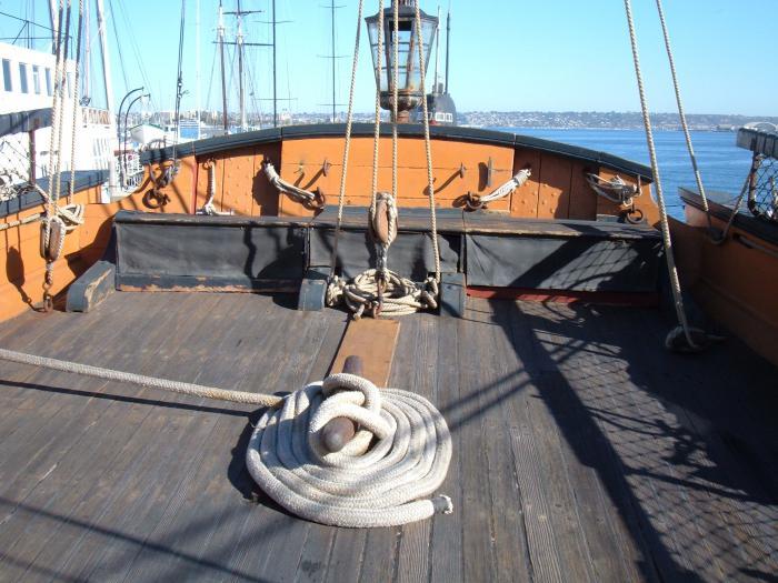 устройство морского судна