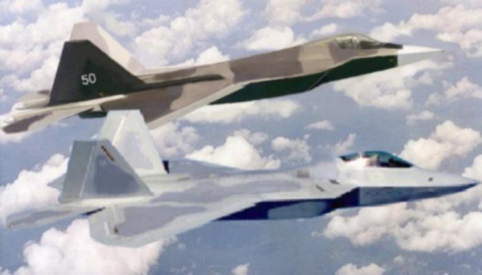 самолеты 5 го поколения