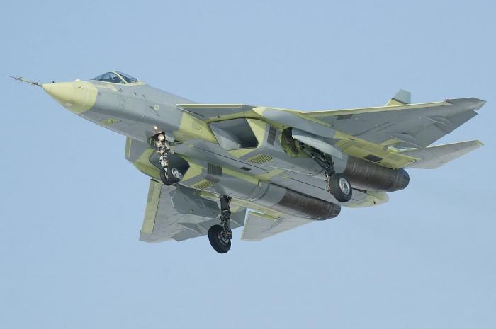 новейший самолет россии 5 поколения