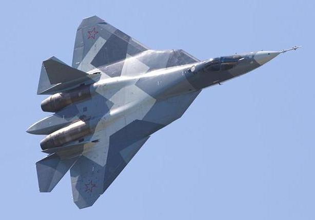 самолеты 5 поколения россии