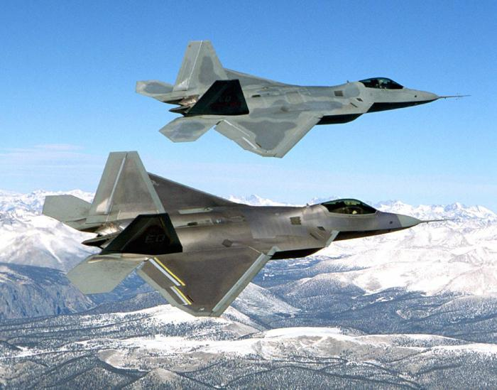 самолеты 5 поколения