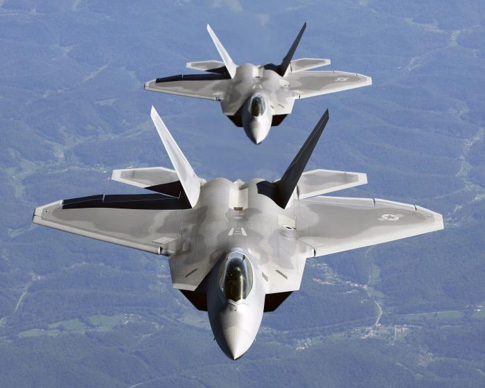 5 поколение самолет