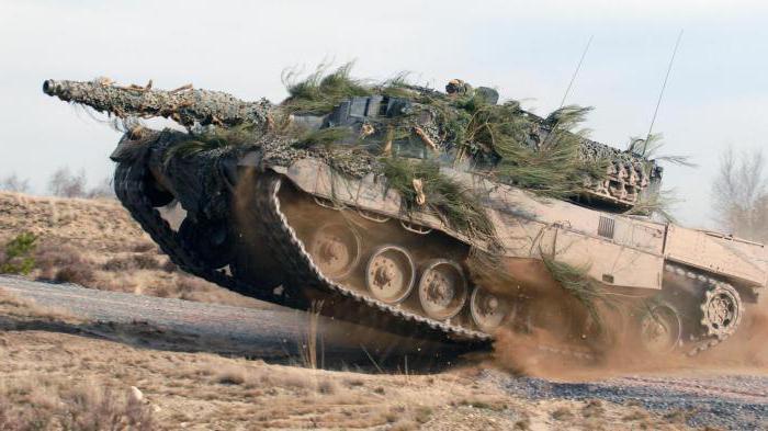 техника армии Германии