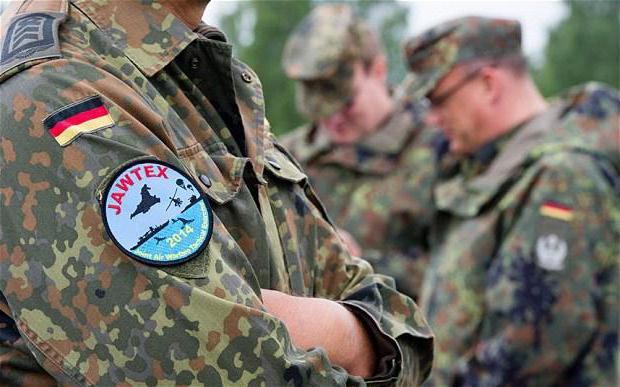 фото армии Германии