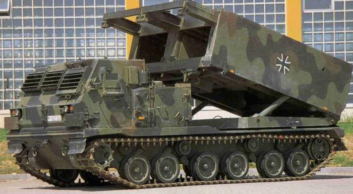 оружие армии Германии