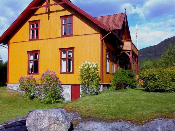 проекты домов по норвежской технологии