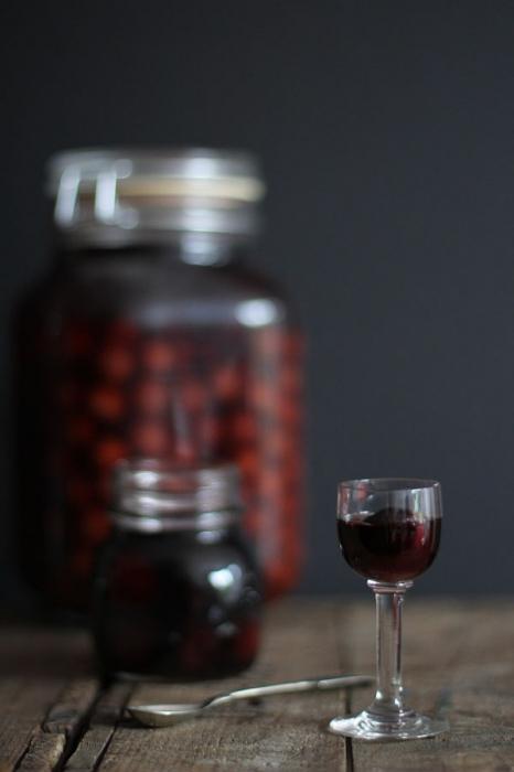 наливка из смородины в домашних условиях рецепт на спирту в домашних