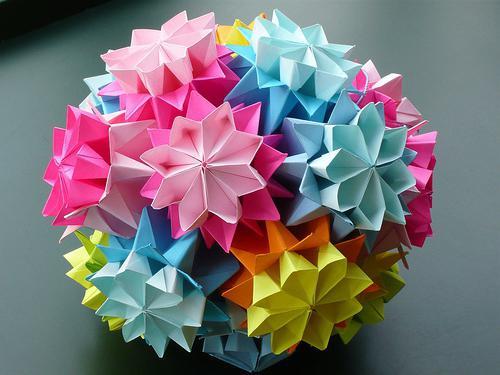 Картинки поделки оригами 48