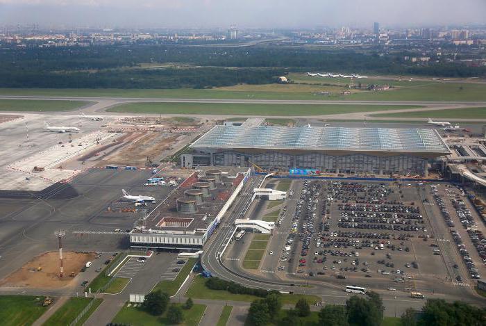 пулково 1 новый терминал