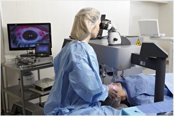 клиника лазерной коррекции зрения спб