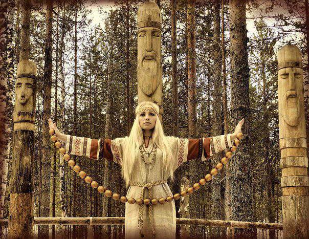 Ритуалы и заговоры славянские