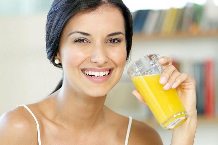 как пить правильно свежевыжатые соки