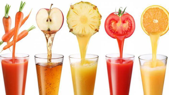как правильно пить свежевыжатый яблочный сок