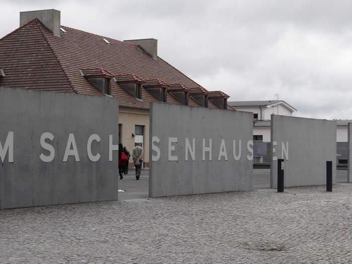 заксенхаузен концентрационный лагерь