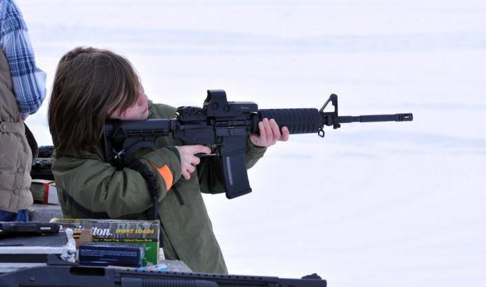 как правильно стрелять из ружья