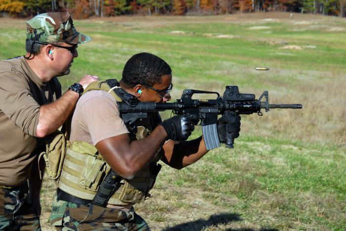 курсы стрельбы