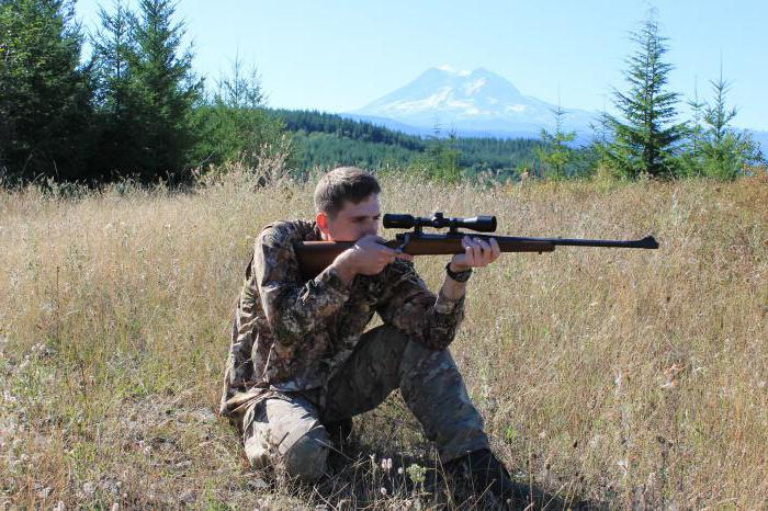 как правильно стрелять из горизонтального ружья