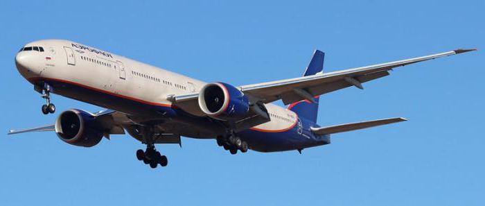 самолет боинг 777 300 схема салона аэрофлот