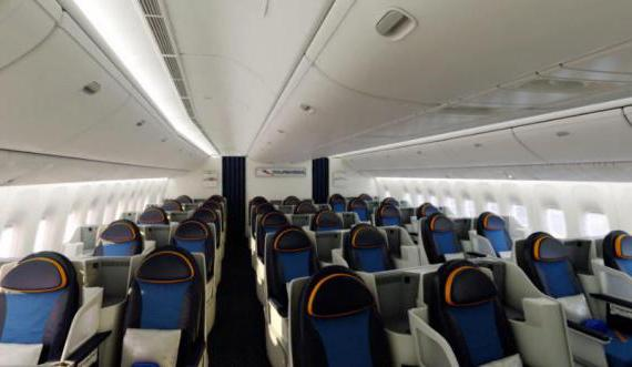 боинг 777 300 ер схема салона аэрофлот