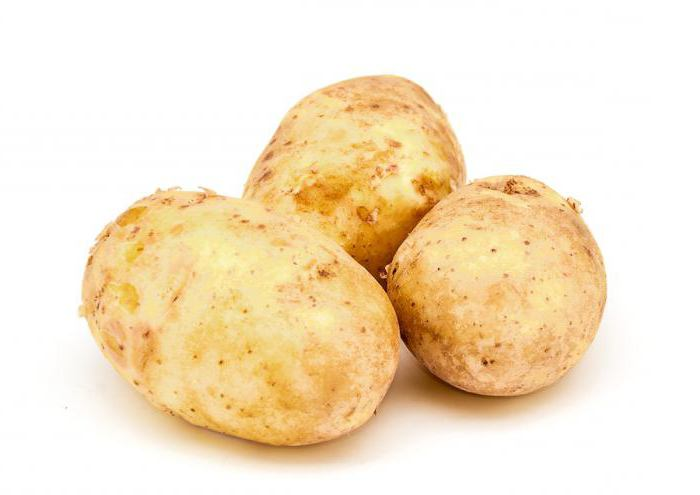 Мелкий картофель запеченный в духовке в кожуре