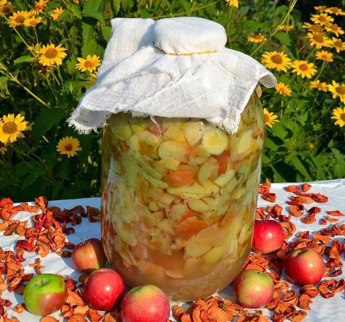 как сделать яблочный уксус своими руками