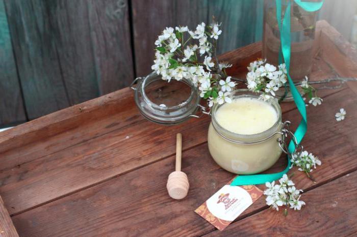 приготовление крем меда