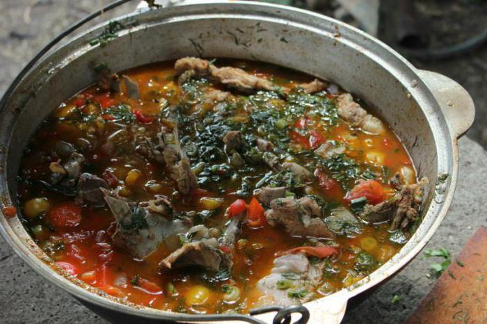Шулюм из дикой утки: рецепт приготовления