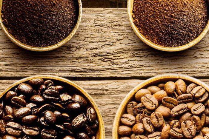 есть ли кофеин в растворимом кофе